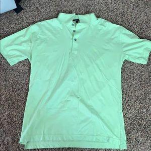 Versace classics green shirt